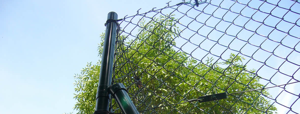 Chain Link Fence¬-The More Economical Fencing System