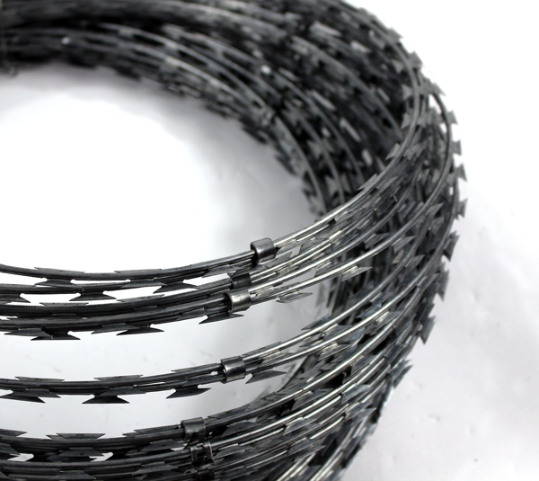 Concertina Razor Wire-an ideal Security Barrier