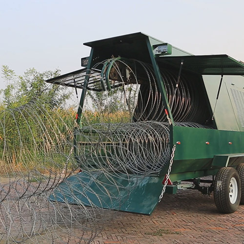 Most Powerful Combination – Rapid Deployment Barriers And Razor Wire