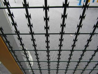 High Quality And Reasonable Welded Razor Wire Mesh.