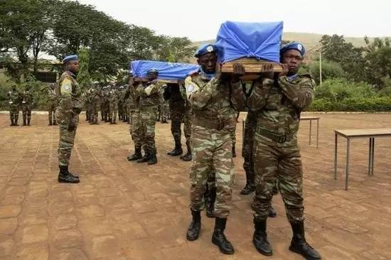 Rapid Deployment Barrier is Responsible For The Lives Of The Peacekeeping Forces