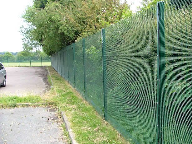 Socuting Safety Fencing-358 Anti-climb Fence