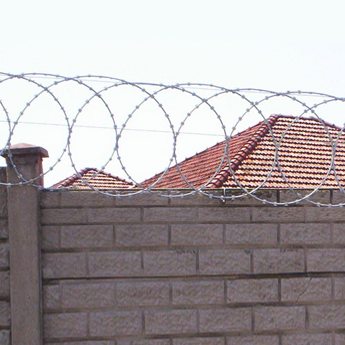 The introduction of Razor Wire