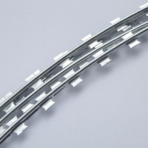 Straight Line Razor Barbed Wire Specification and Application