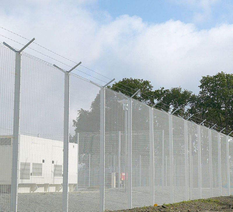 358 Anti-Climb Fence--No Prison Break any more