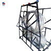Razor Wire Mobile Security Barrier System