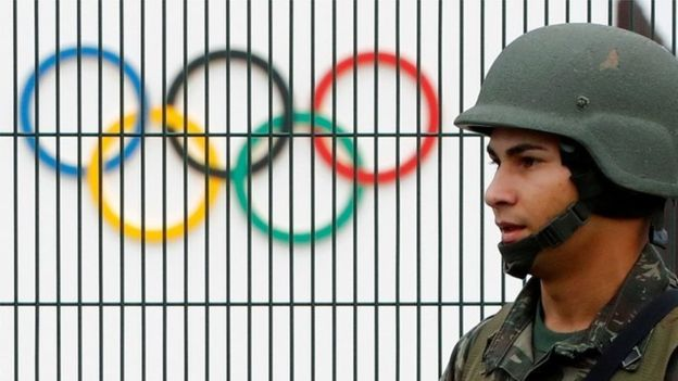Brazil Olympics: Ten Arrested for 'Plotting Terror'