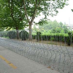 Triple Strand Concertina Razor Wire Obstacle Manufacturer